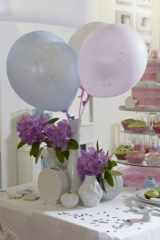 Baby-Shower Deko-Serien
