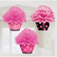 Fluffy Cupcakes Oh So Fabulous, 3er Pack