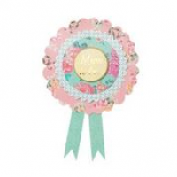 """Mum to be"" Rosette"