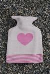 Baby- und Kinderwärmflasche Herz