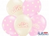 Balloons 30cm, It's a Girl, Pastel Mix (1 pkt / 6 pc.)
