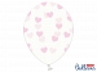 Balloon 30cm with Hearts