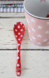 """Happy Spoon """"Star Red"""""""