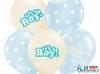 Balloons 30cm, It's a Boy, Pastel Mix (1 pkt / 6 pc.)